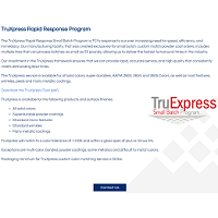 TruXpress Rapid Response Program